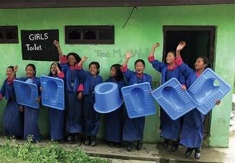 みんなにトイレをプロジェクト イメージ写真